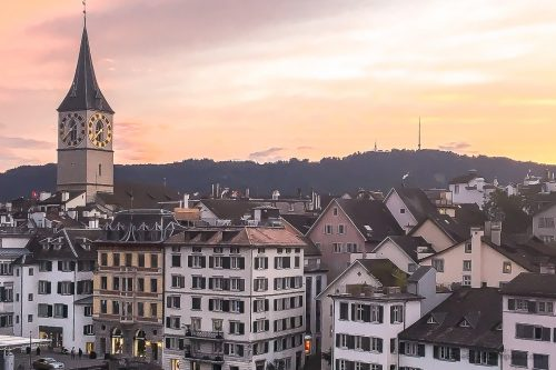 48 Hours in Zurich