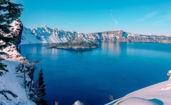 A Visit to Crater Lake, Oregon