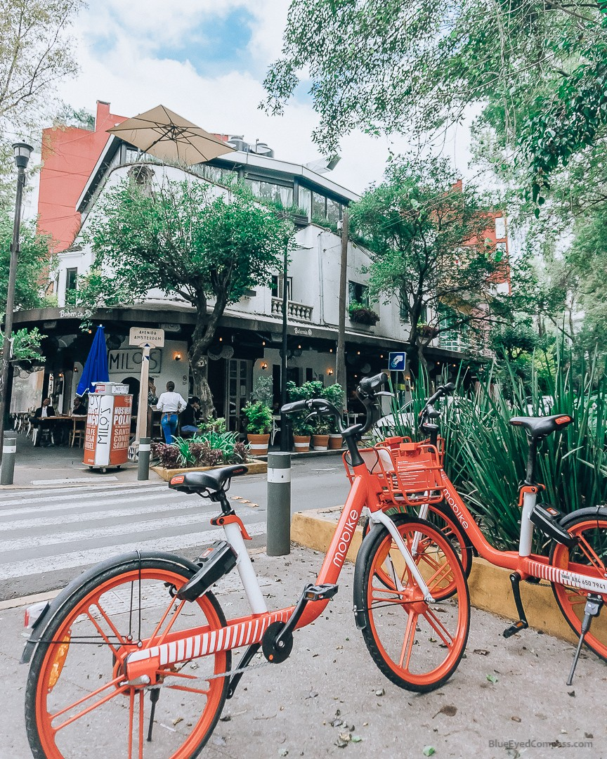 Mexico City/Condesa and Roma – Travel guide at Wikivoyage |Condesa District Mexico City