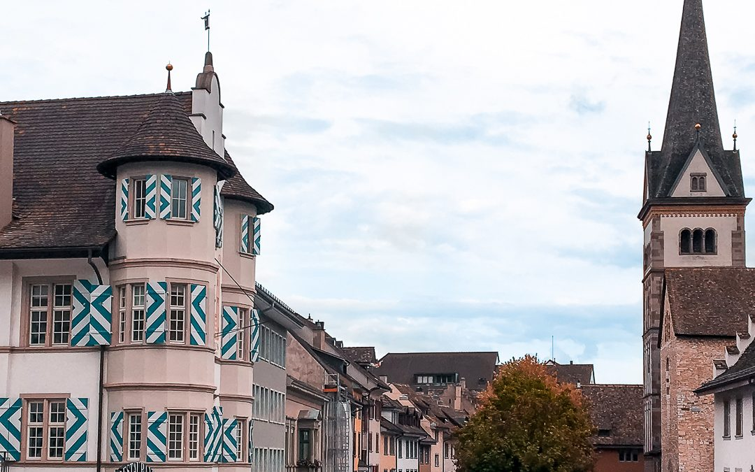 Towns to visit Outside of Zurich, Switzerland