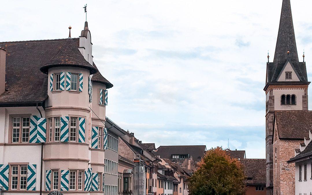 Towns to visit Outside of Zurich, Switzerland