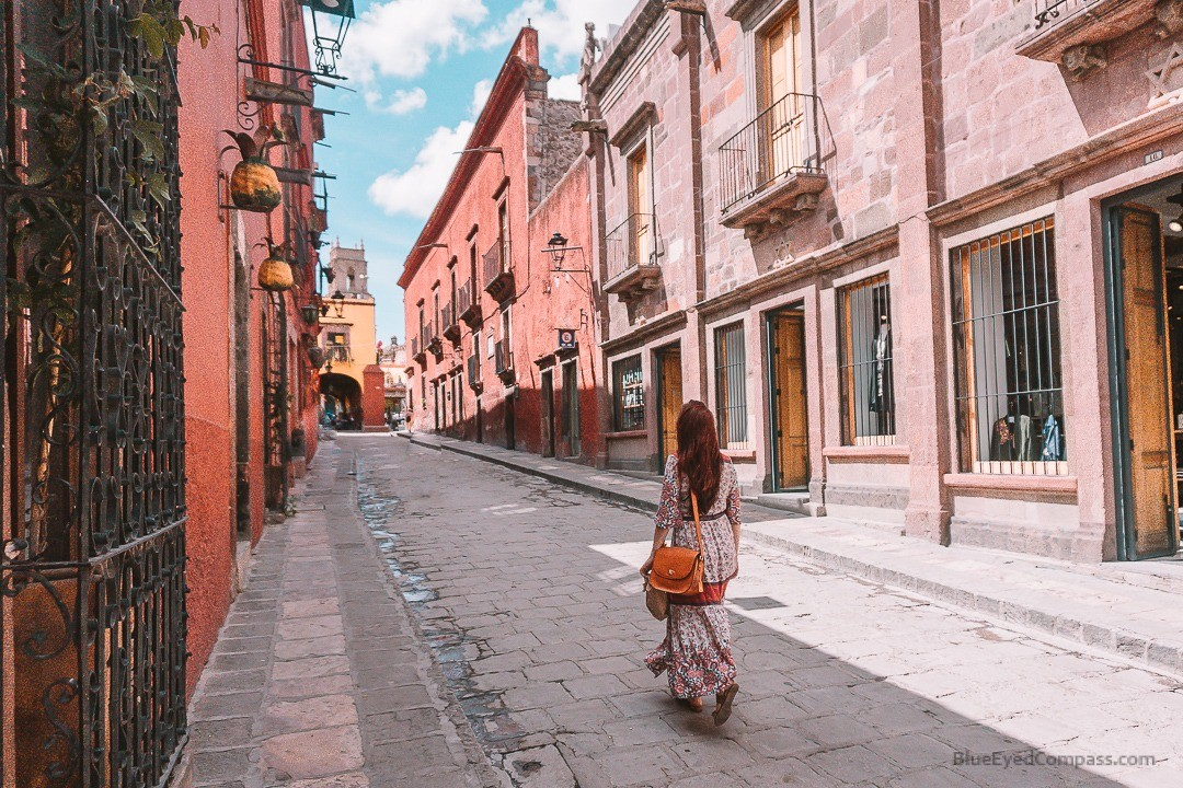 San Miguel de Allende Mexico Travel Guide