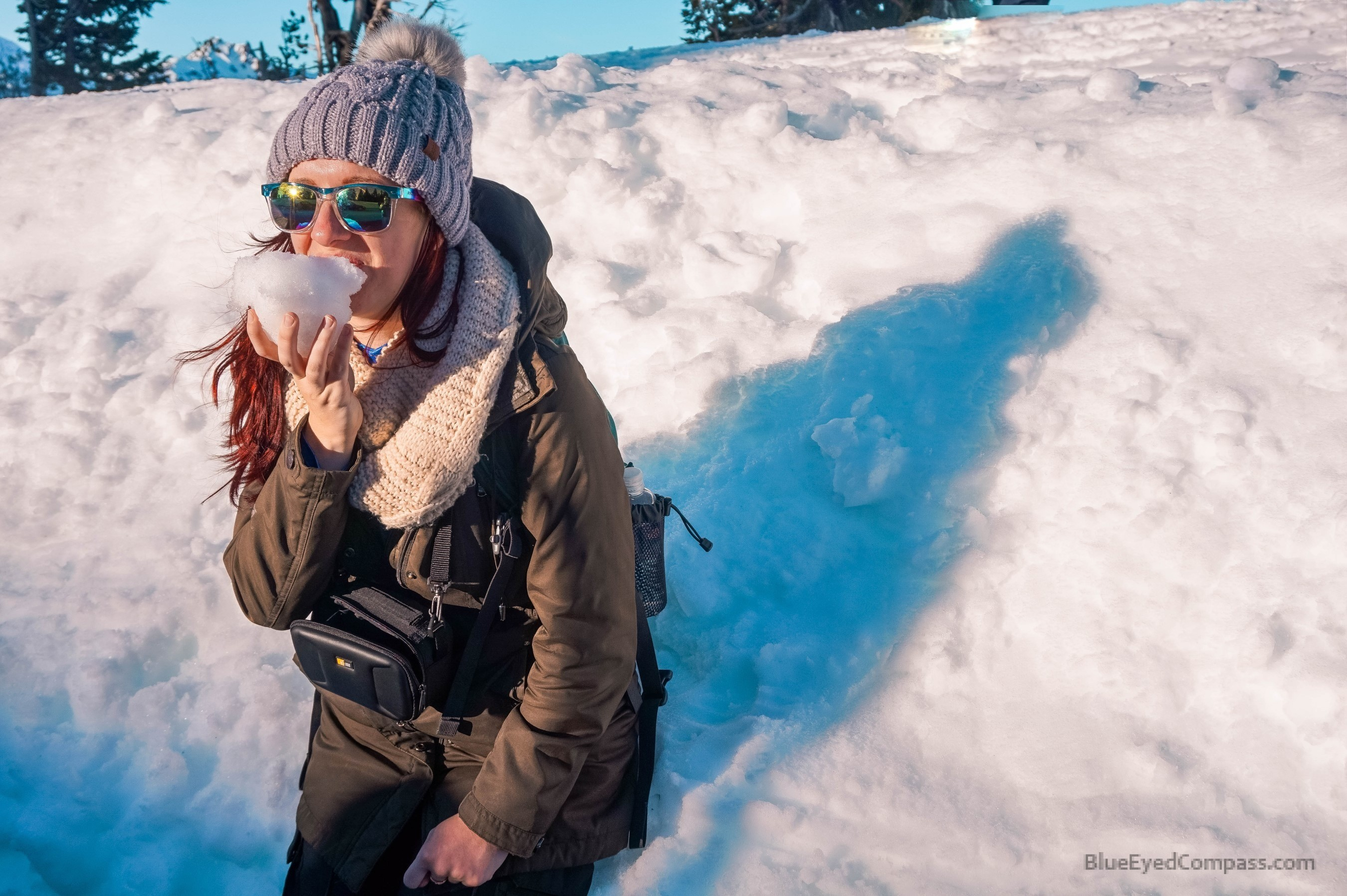 Crater Lake National Park | Blue Eyed Compass