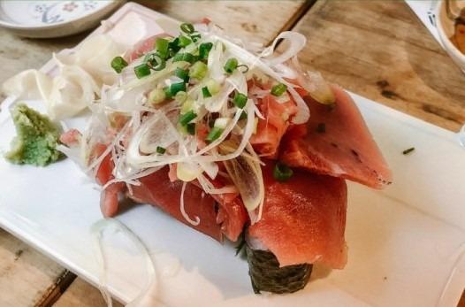 Fish Consumption in Japan