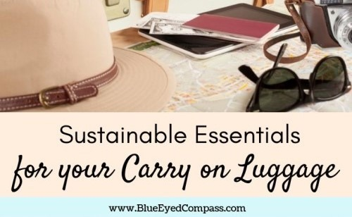 Carry On Essentials, Blue Eyed Compass