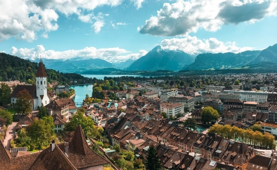 Foolproof Visitor's Guide to Interlaken Switzerland