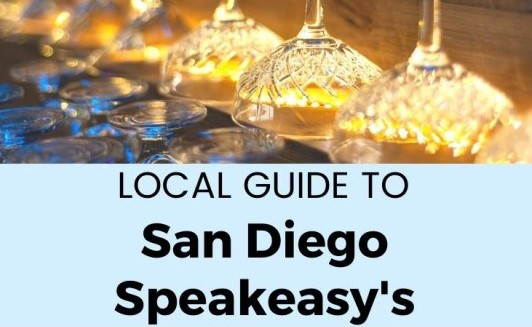 San Diego Speakeasies