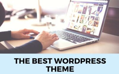 Best WordPress theme, the Divi Builder