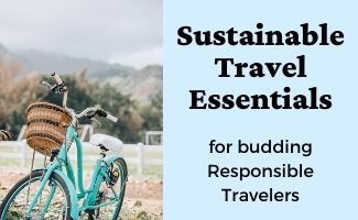 Sustainable Travel Essentials