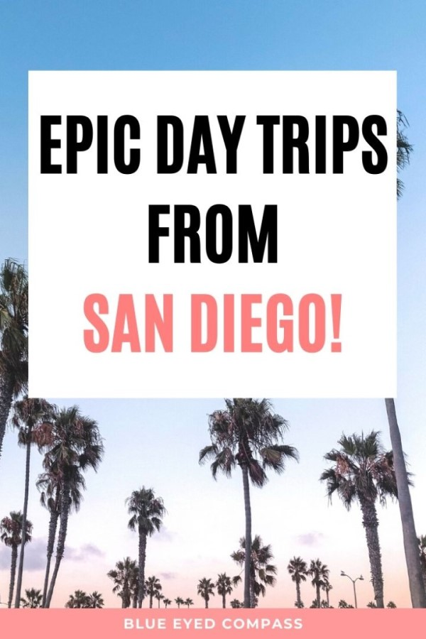 day trips from San Diego, Blue Eyed Compass