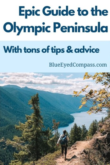 things to do in the Olympic Peninsula, Blue Eyed Compass