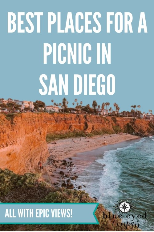 top picnic spots in San Diego, Blue Eyed Compass 3