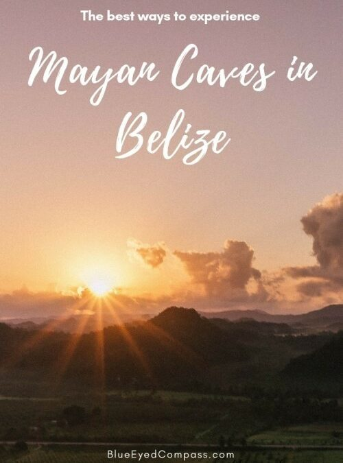 Experience Mayan Caves in Belize